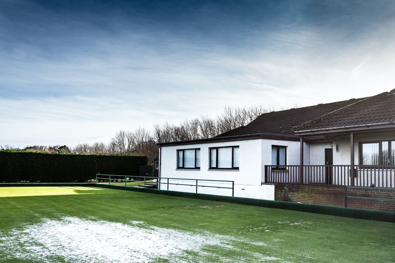 Extension at West Barns Bowling Club 2